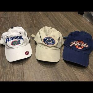 Florida Gators hats